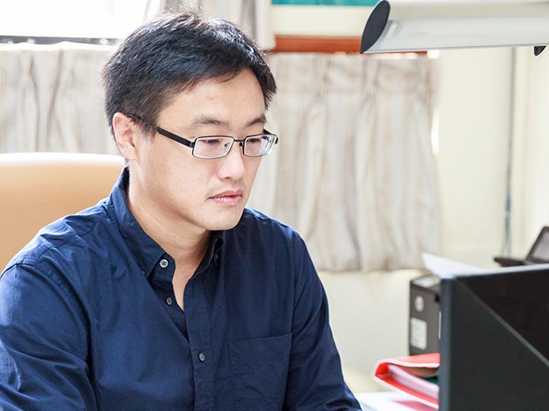 楊尚儒教授榮獲新進教師獎勵