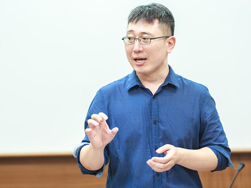 張晉赫:複數選區下的台灣立委