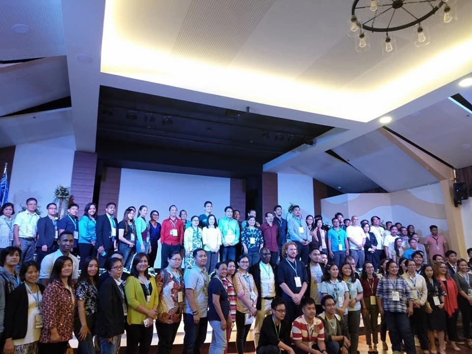 Daniel Davies:The First North Philippines Research Congress