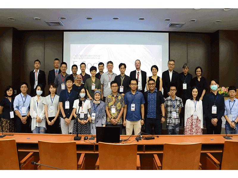 中山大學辦E-Society國際研討會